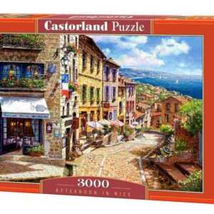 Afternoon in Nice - Puzzle - 3000 Teile