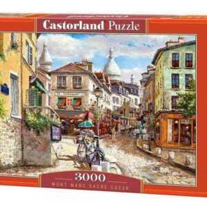 Mont Marc Sacre Coeur - Puzzle - 3000 Teile