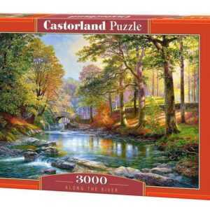 Along the River - Puzzle - 3000 Teile