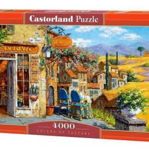 Colors of Tuscany - Puzzle - 4000 Teile