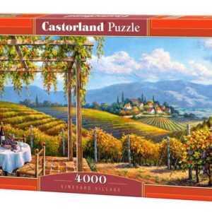 Vineyard Village - Puzzle - 4000 Teile