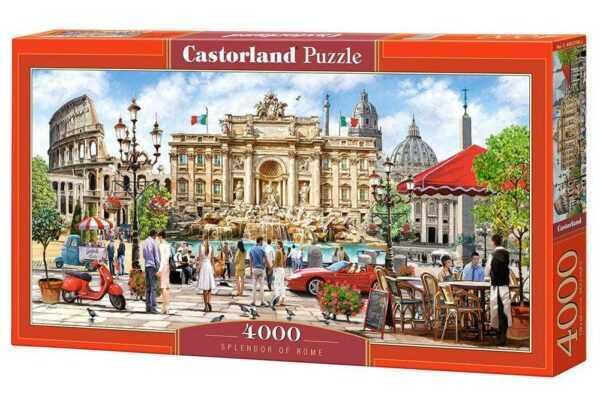 Splendor of Rome - Puzzle - 4000 Teile