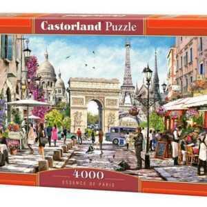 Essence of Paris - Puzzle - 4000 Teile