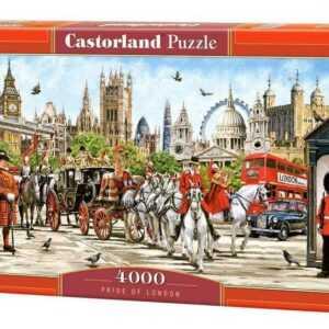 Pride of London - Puzzle - 4000 Teile