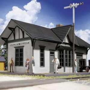 Kleinbahnhof Golden Valley