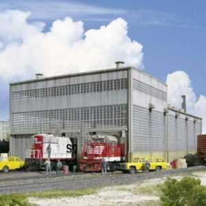 Diesel-Lokwerkstatt
