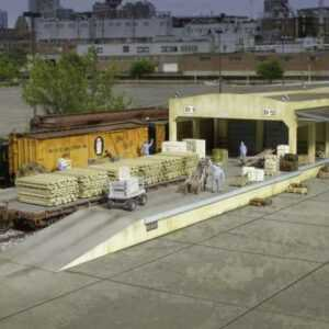 Bahnverladestation