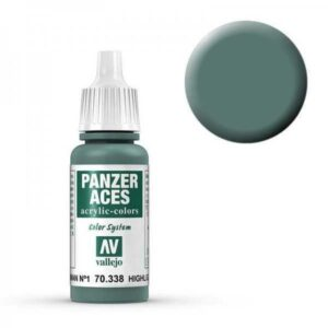Panzer Aces 038 Highlight German I (Feldgrau) 17 ml