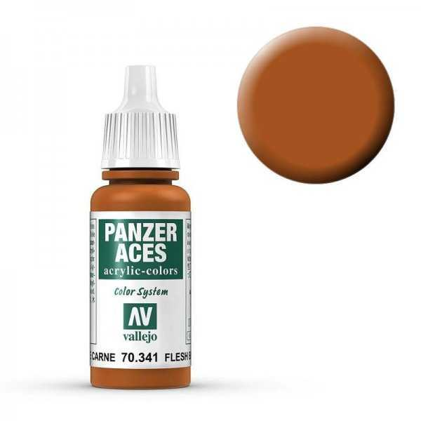 Panzer Aces 041 Flesh Base 17 ml