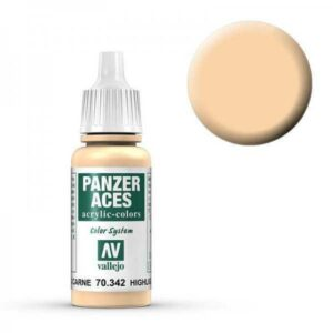 Panzer Aces 042 Highlight Flesh17 ml