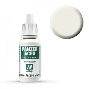 Panzer Aces 044 White (German Tanker) 17 ml