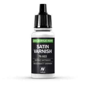 Satin Varnish (Satinlack) 17ml
