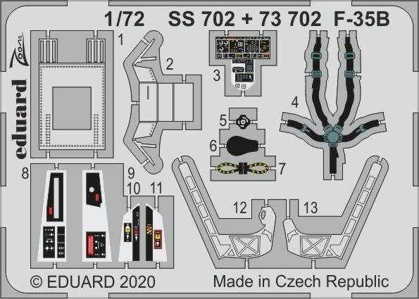 F-35B Lightning II [Italeri]