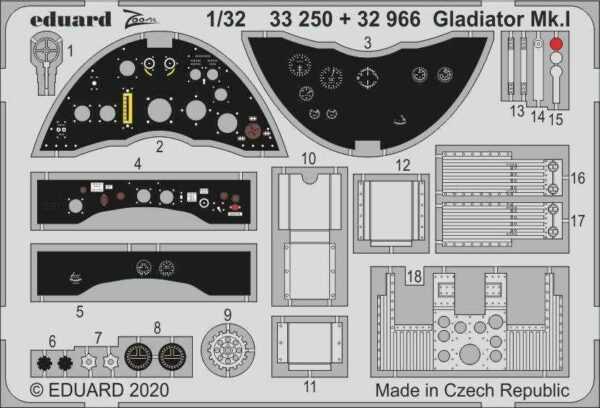 Gladiator Mk.I [ICM]
