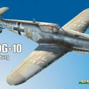 Messerschmitt Bf 109 G-10 Mtt. Regensburg - Weekend Edition
