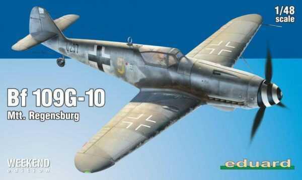 Messerschmitt Bf 109 G-10 Mtt. Regensburg - Weekend Edition
