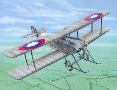 Lebed VII ´Russian Sopwith Tabloid´