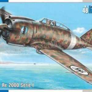 Reggiane Re 2000 I. Serie