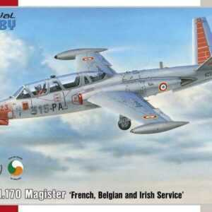 Fouga CM.170 Magister French
