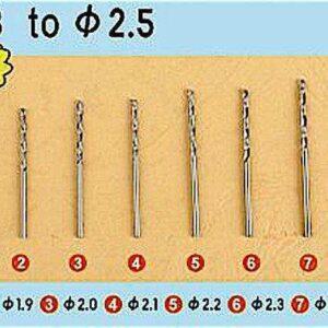 Twist Drilling Auger Bit - Set 3