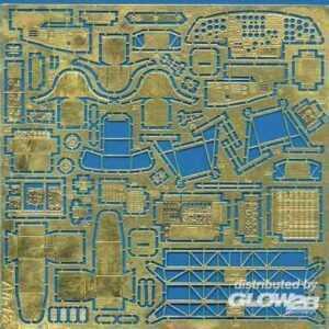 PE-Set for An-12 Cub (RODEN) Für Roden - Bausatz