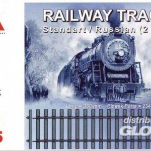 Railway track (Standard/Russian 2 in 1)
