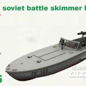 NKL-27 armed speed boat WWII