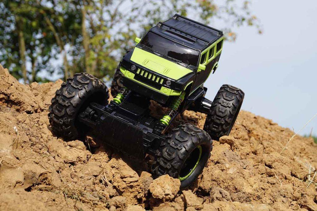 Geländewagen Modellbau ferngesteuert