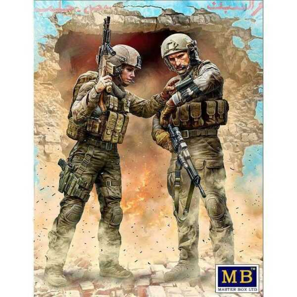 Our route has been changed! - Modern War Series - Kit No.1