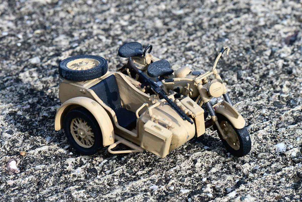 Motorrad Modellbau ferngesteuert