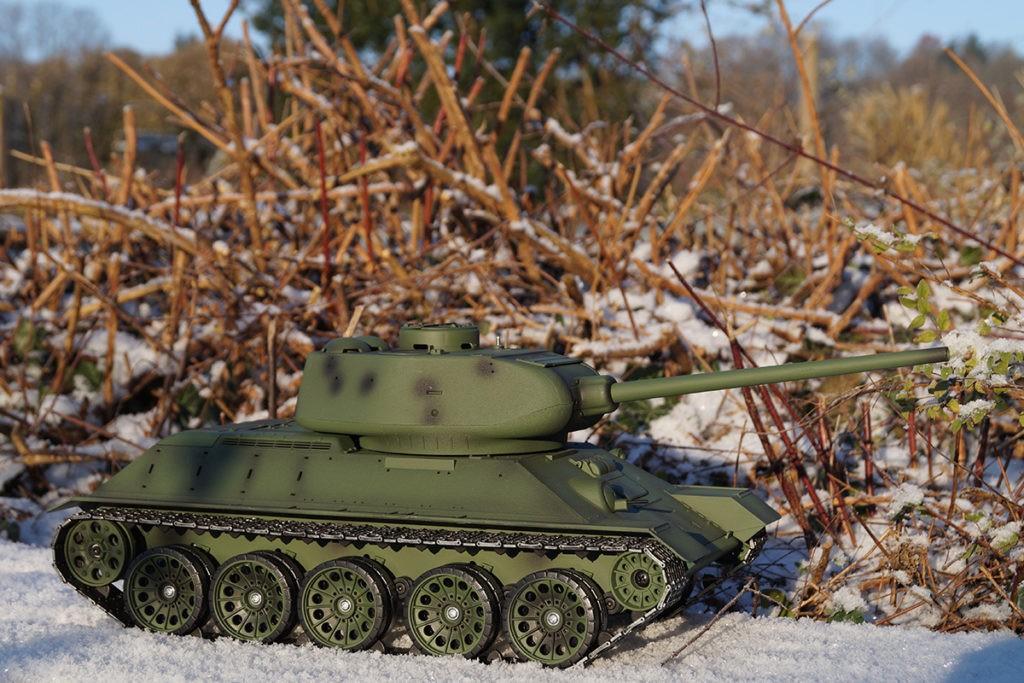 Panzer Modellbau ferngesteuert