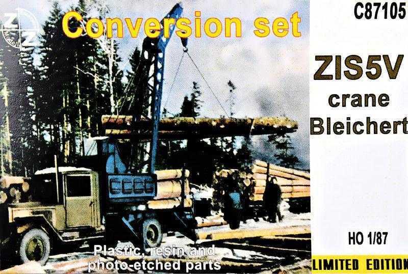 ZiS-5V Crane Bleichert