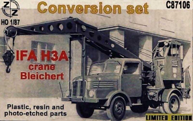 IFA H3A Crane Bleichert