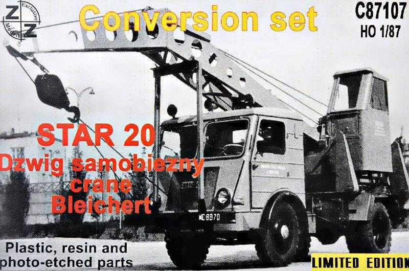 STAR 20 Crane Bleichert