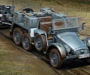 Kfz.69 6x4 Truck & 3