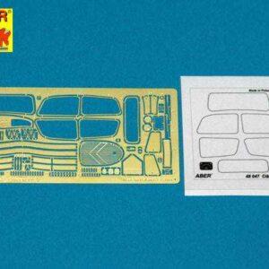 Citroen Traction 11 CV Staff car