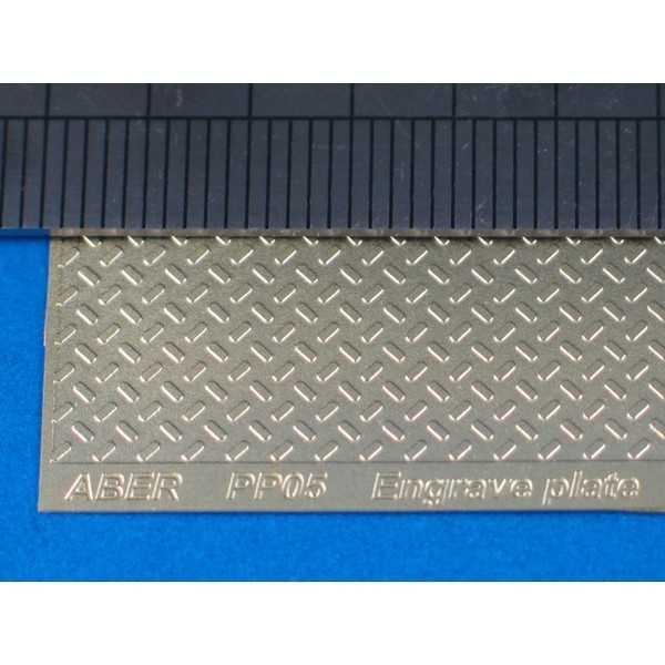 Engrave plates  (12 models - 90x60 mm)