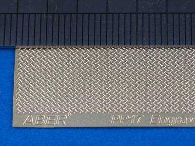Engrave plates  (4 models - 140x40 mm)