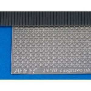 Engrave plates (German type IIWW  1:24/25 scale) 145x80mm