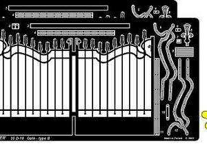 Gate type B