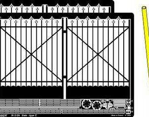 Gate type C