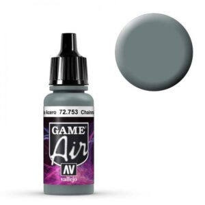 Chainmail Silver - 17 ml
