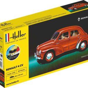 Renault 4 CV - Starter Kit