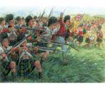 Figuren-Set Schottische Infanterie