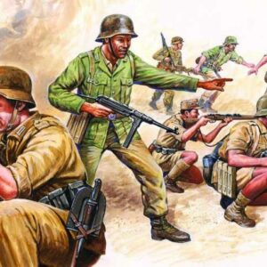 WWII German Africa Corps