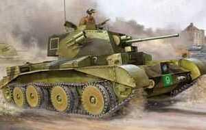 A13 Cruiser Tank Mk III