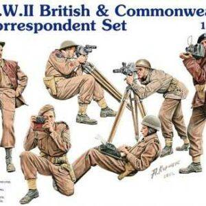 W.W.II British & Commonwealth War