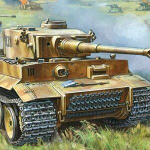 Tiger I Early (Kursk)