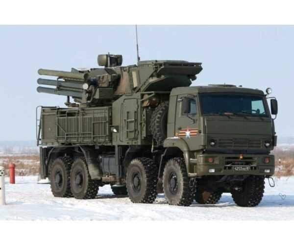 Pantsir S1 Anti Aircraft System