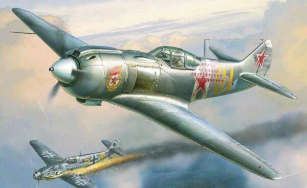 LA-5FN Sowj.Jäger